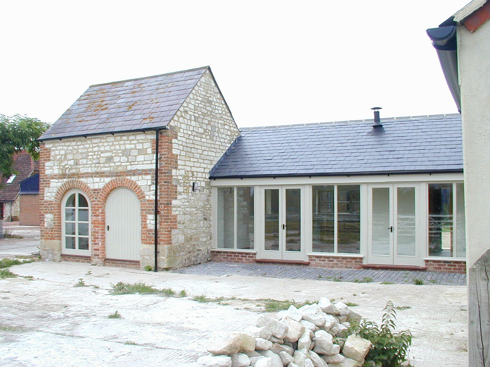 2 - Conversions - Oxfordshire Manor Farm, Kingston Lisle