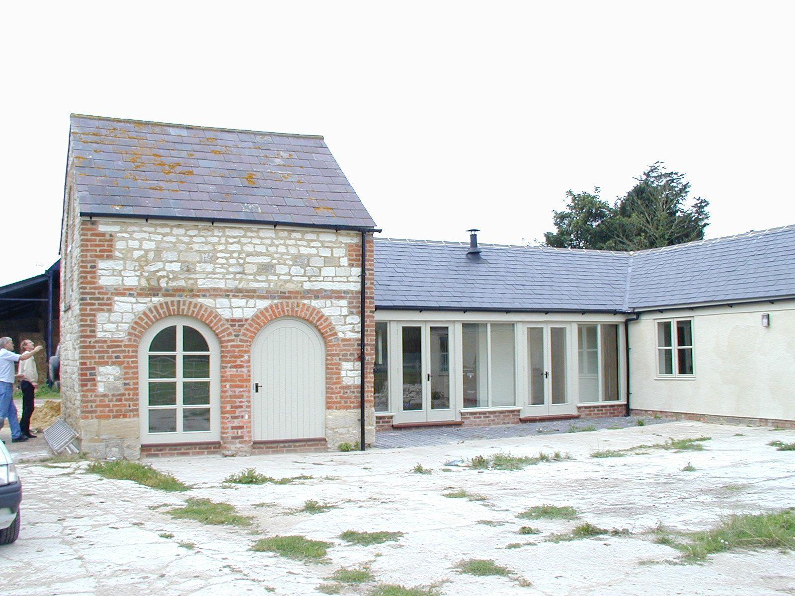 1 - Conversions - Oxfordshire Manor Farm, Kingston Lisle