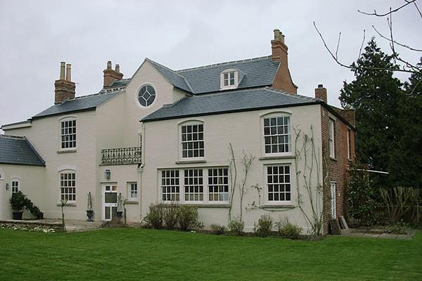 Imperial Restoration - Restoration - Church House Little Coxwell 1